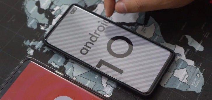 Akhir bulan ini, Android 10 mendarat di Galaxy Note 10 dan S10