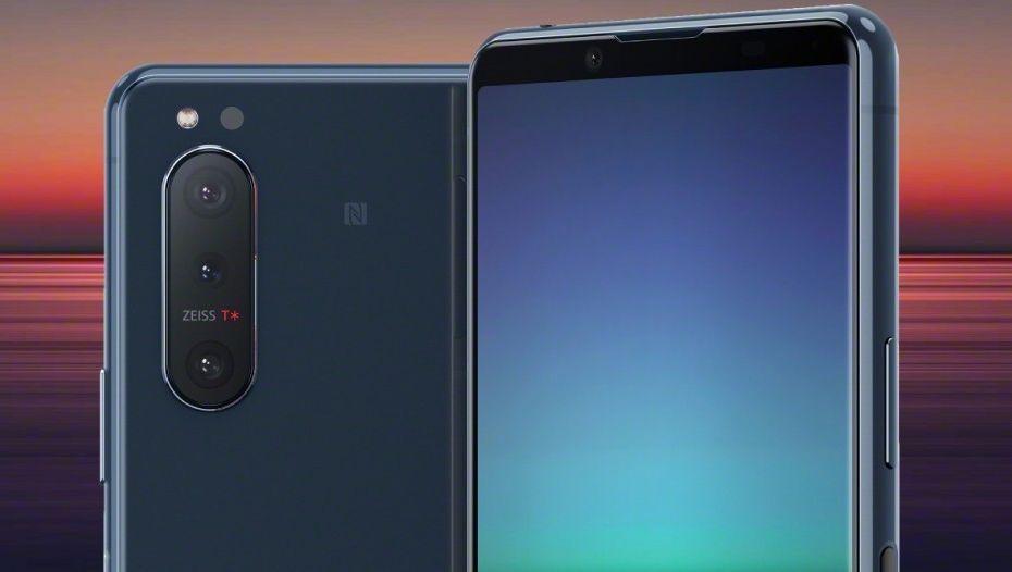 Sony xperia 5 II bakal menjadi ponsel pertama dengan refresh rate 120Hz