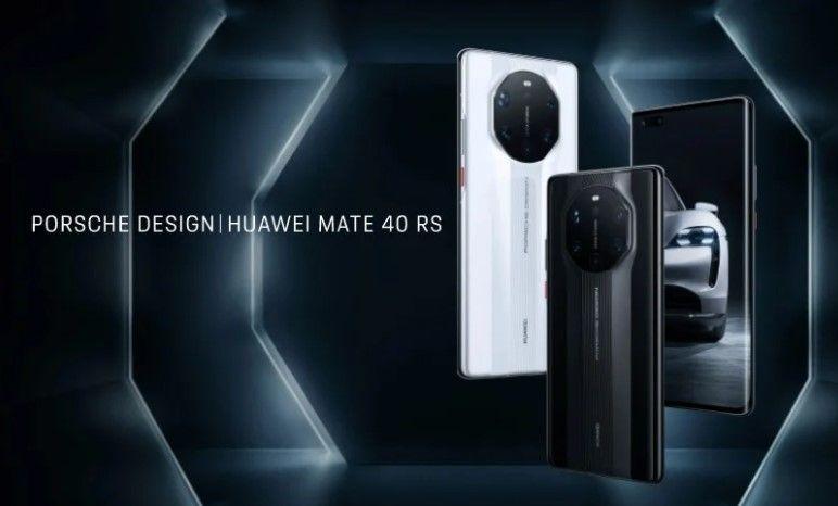 Huawei Mate 40 RS Porsche Design unjuk gigi, harganya kalahkan harga Galaxy Z Fold 2