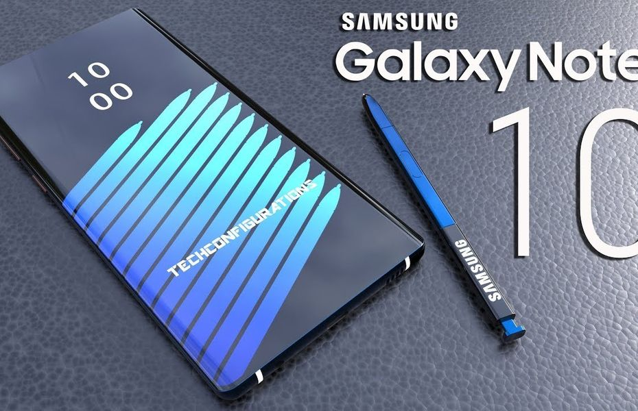 Samsung akan hilangkan tombol daya dan Bixby pada Note 10