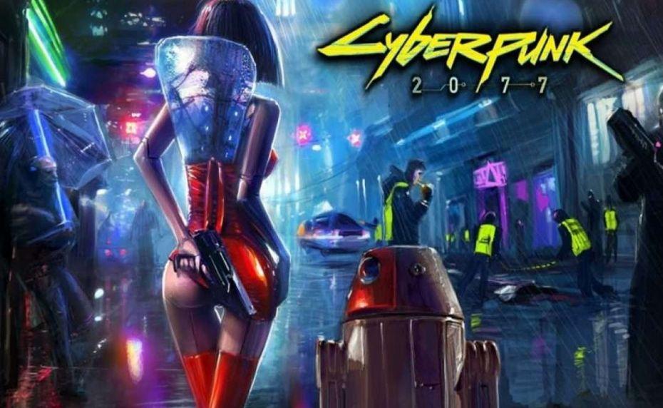 Game RPG Cyberpunk 2077 Bakal Dirilis 19 November 2020