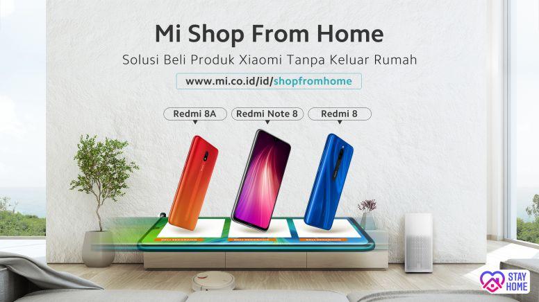 Prioritaskan Keselamatan Konsumen, Xiaomi Luncurkan Solusi Belanja dan Perbaikan dari Rumah