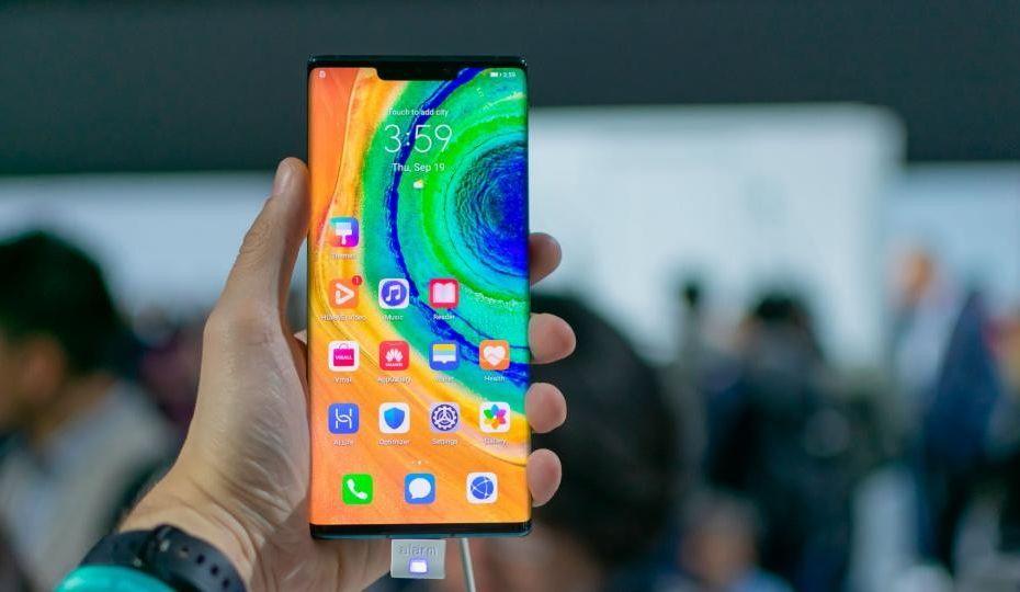 Tiga keunggulan desain Horizon Display dari Huawei Mate 30 Pro