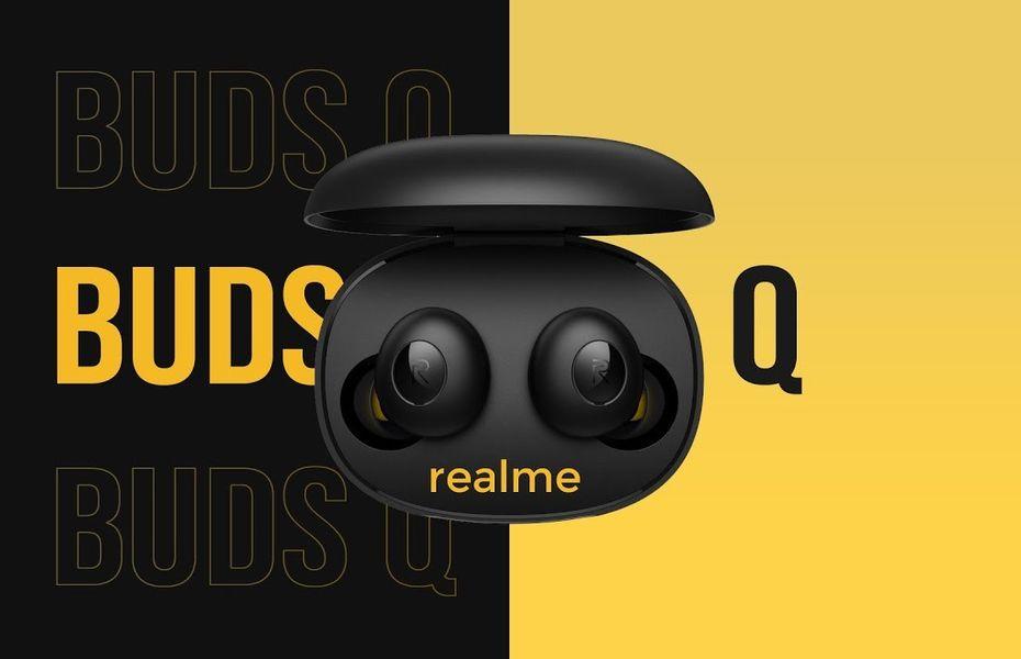 Dirancang oleh desainer Hermes, Realme Buds Q hadir dengan desain premium