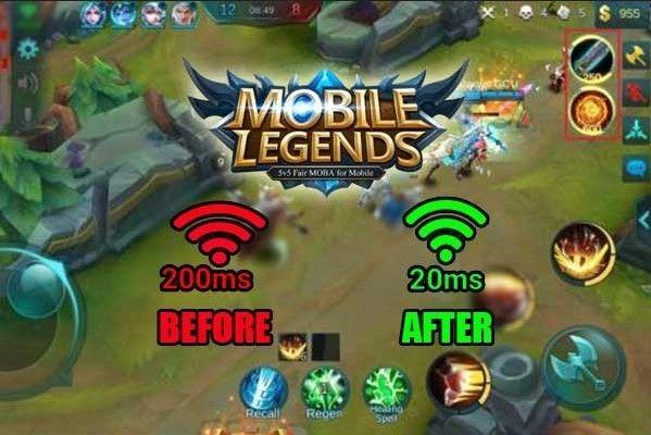 Biar Push Rank Lancar, Terapkan Cara Agar Tidak Lag Saat Bermain Mobile Legends Ini