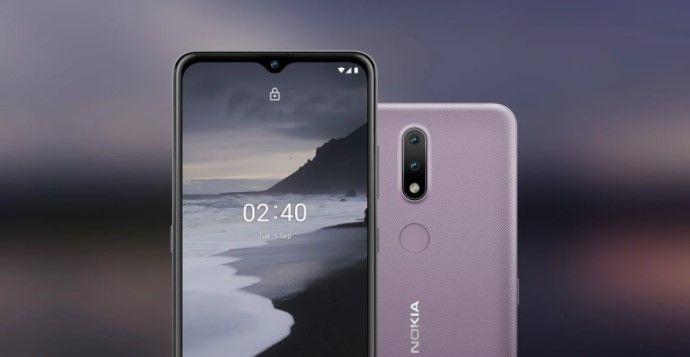 Nokia 2.4 resmi diluncurkan, Ini fitur dan harganya