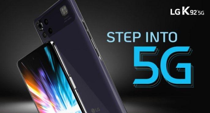 LG K92 5G bertenaga Snapdragon 690 5G meluncur di AS