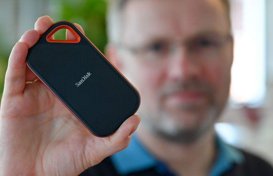 Western Digital Luncurkan SanDisk SSD Eksternal, Cocok untuk Profesional dan Umum