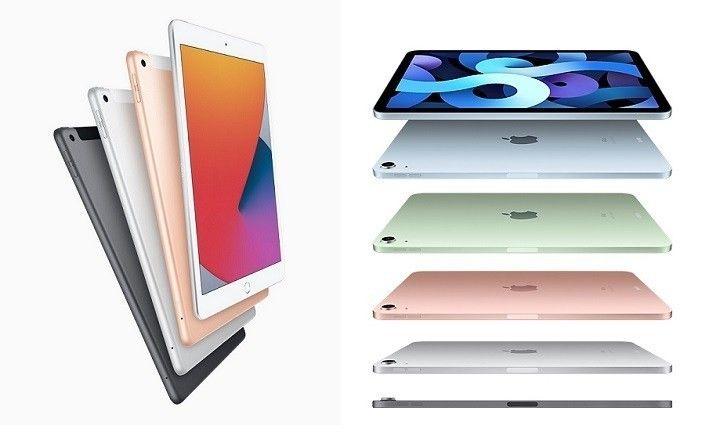Apple sekaligus boyong dua iPad baru, iPad Air 2020 dan iPad Generasi ke-8