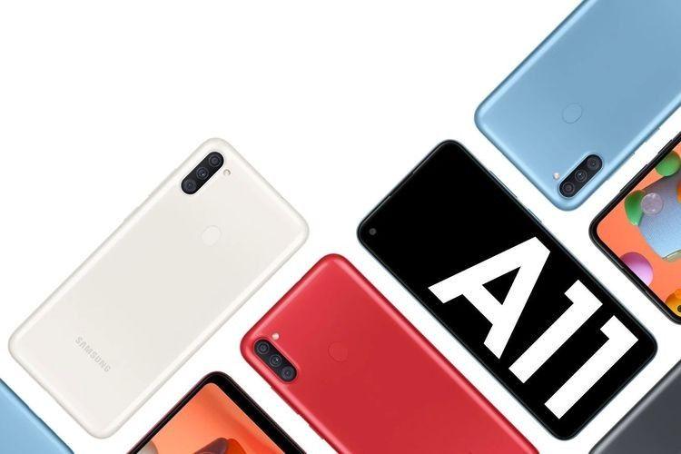 Cuma 2 jutaan, ini spesifikasi lengkap Samsung Galaxy A11