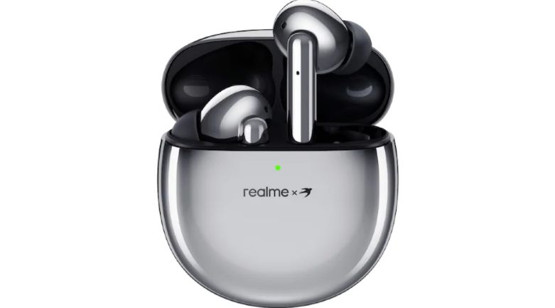 Earphone TWS Realme Buds Air Pro Master Edition resmi dirilis di India