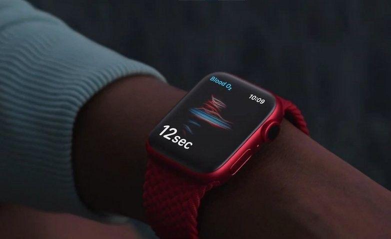 Apple Watch Series 6 varian Tiongkok dukung fitur pemantauan oksigen darah