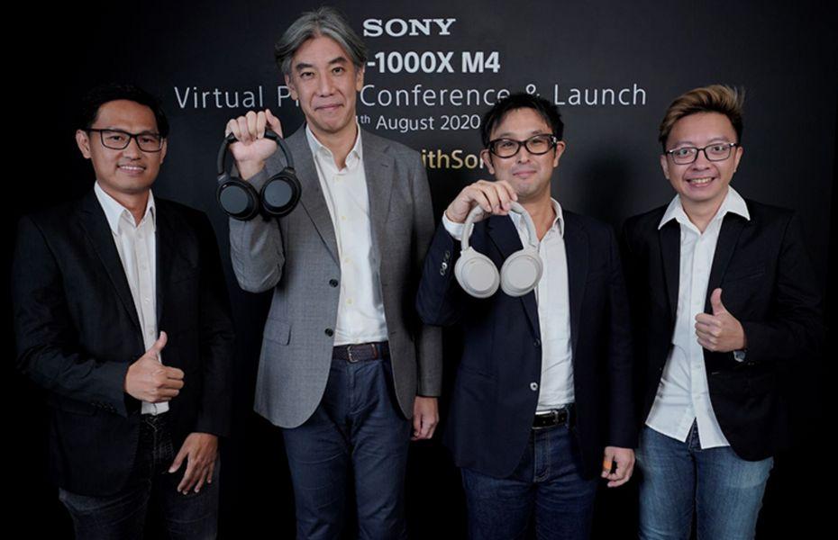 Sony resmi memperkenalkan WH-1000XM4 untuk pasar Indonesia dengan harga Rp5 juta.