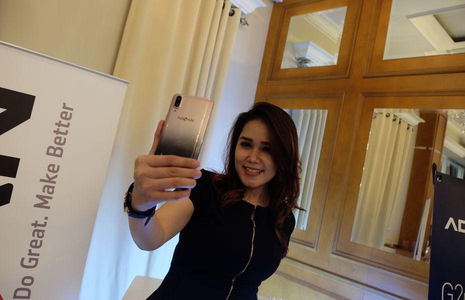 Sasar pengguna social butterfly, Advan hadirkan G2 Pro berkamera ganda