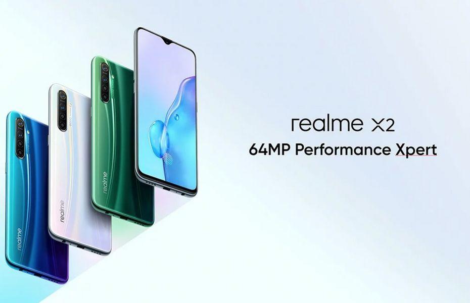 Setelah Tiongkok, kini giliran India yang kedatangan Realme X2
