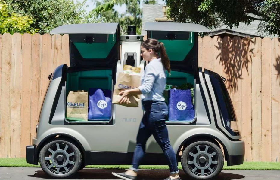 Mobil Nuro, Robot Pengirim Barang dan Makanan ini Bakal Mulai Beroperasi di California pada 2021