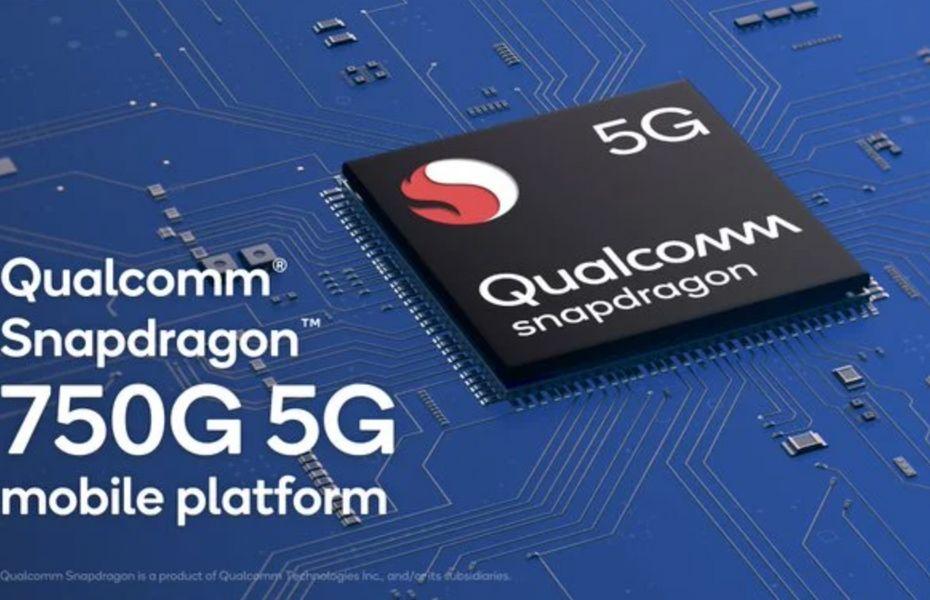 Qualcomm Snadragon 750G lebih bertenaga dibandingkan Snapdragon 768G dan 765G