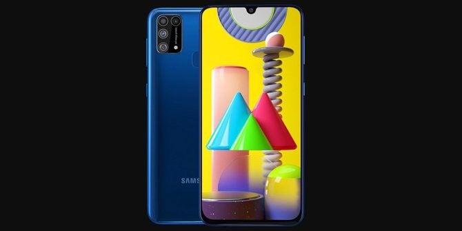 Hadir dengan baterai jumbo dan empat kamera, Galaxy M31 dipatok harga mulai Rp2 jutaan