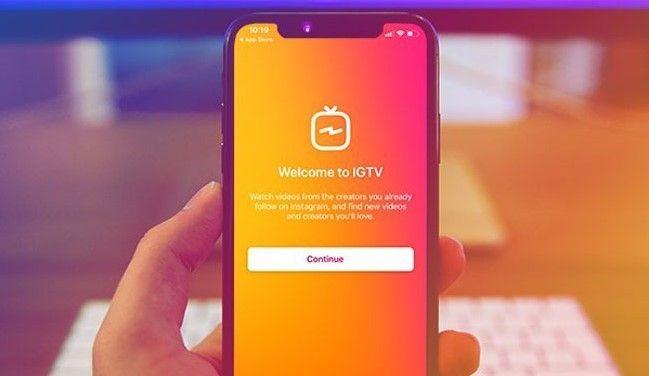 Cara Mudah Share IGTV ke Feed Instagram Kita