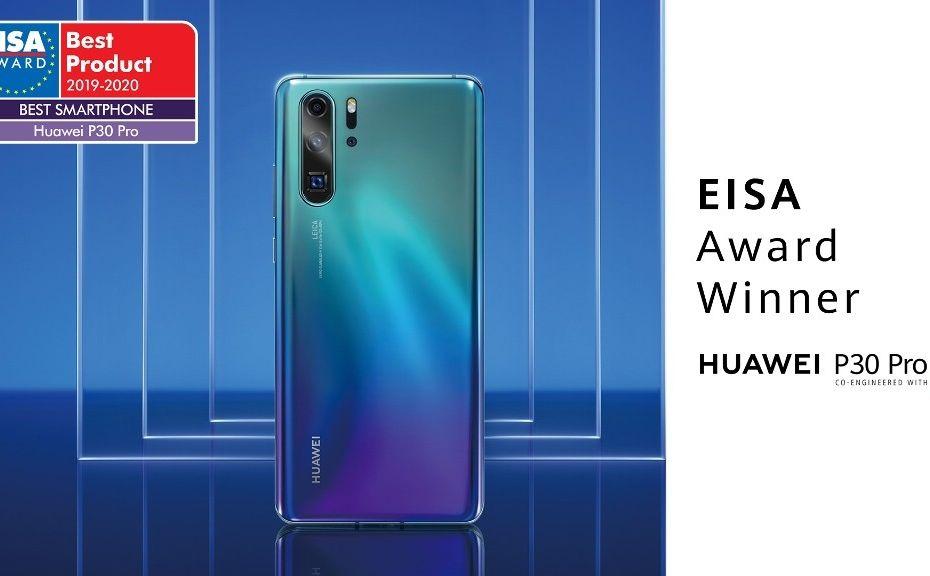 Huawei P30 Pro dinobatkan sebagai smartphone terbaik 2019-2020