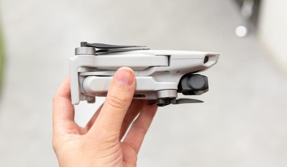 DJI luncurkan Mavic Mini, Drone terkecil dan teringan yang pernah dirpoduksi