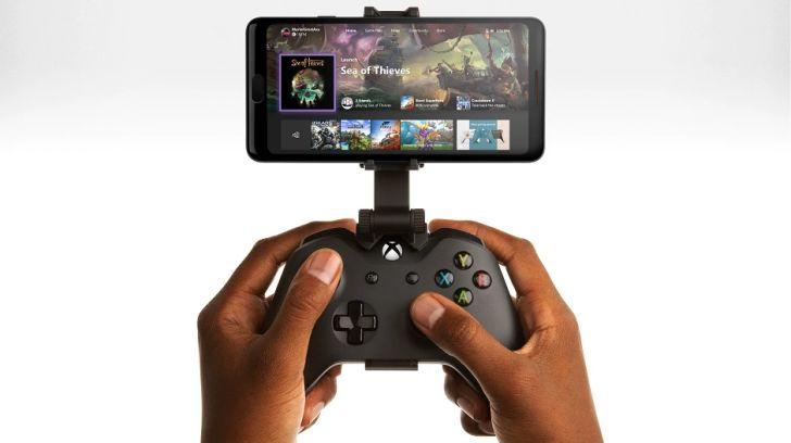 Pengguna Xbox kini bisa bermain game di ponsel Android