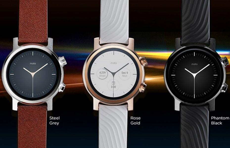 Smartwatch Moto 360 kembali muncul namun bukan buatan Motorola