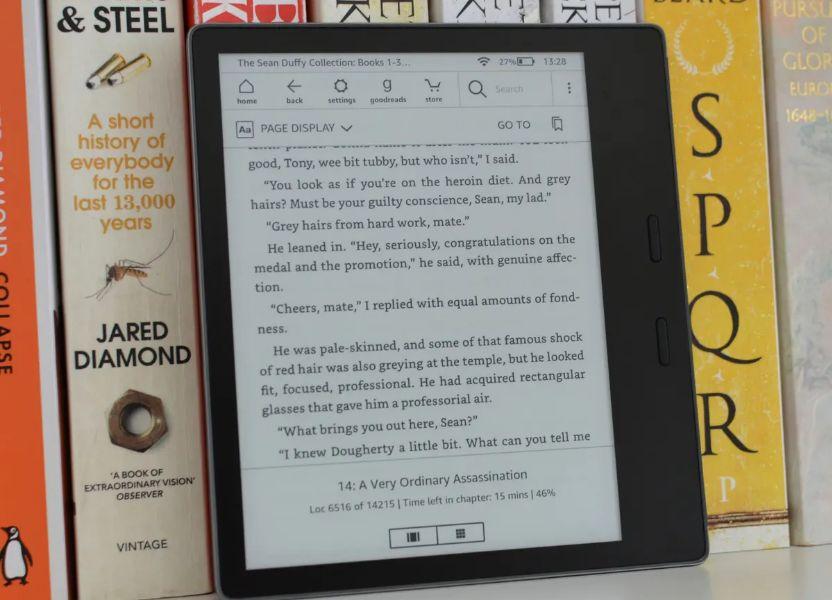 Kindle Terbaik Buat Kamu yang Hobi Baca Buku