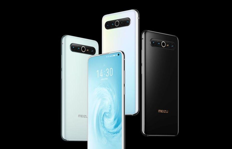 Meizu 17 Series diluncurkan dengan Snapdragon 865, kamera penginderaan 3D, dan pengisian nirkabel