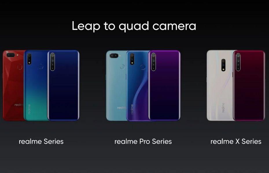 Realme 5 series akan meluncur pada 20 Agustus mendatang