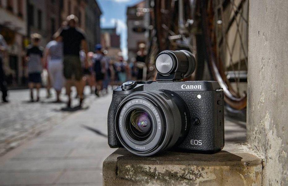 Bisa rekam video 4K tanpa penurunan kualitas, Canon EOS M6 Mark II resmi dijual di Indonesia