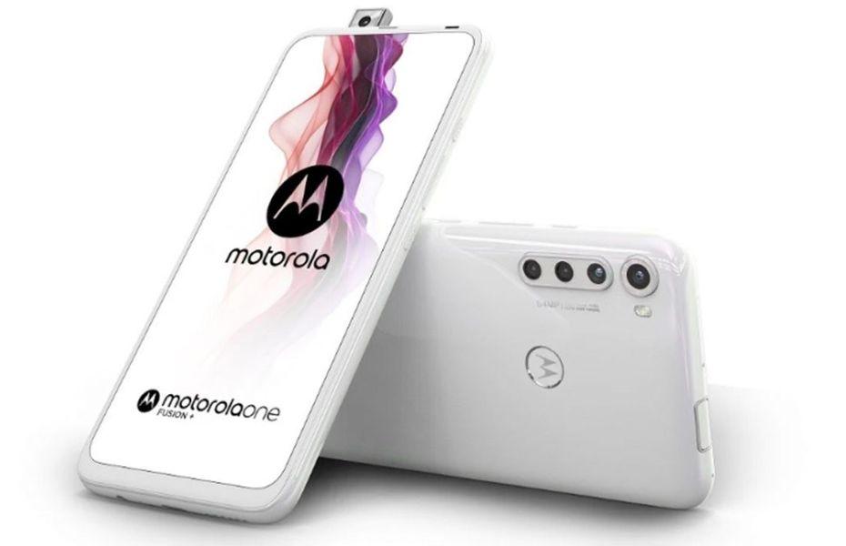 Punya kamera selfie pop-up, Moto One Fusion+ terbebas dari punch-hole atau poni layar