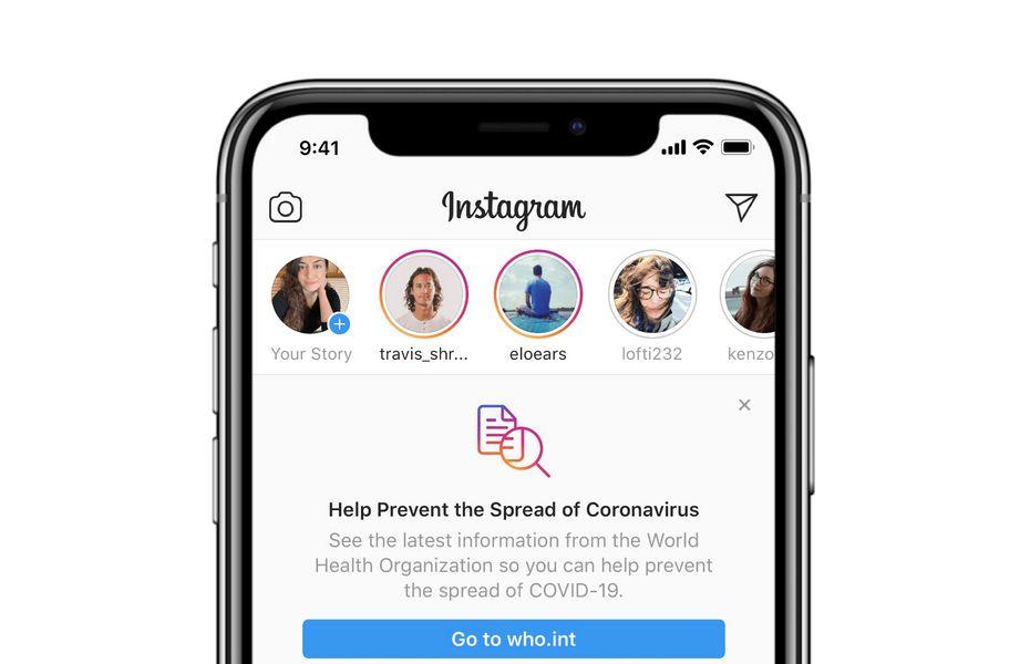Perangi COVID-19, Instagram hapus berita misinformasi, filter AR, dan tagar menyesatkan