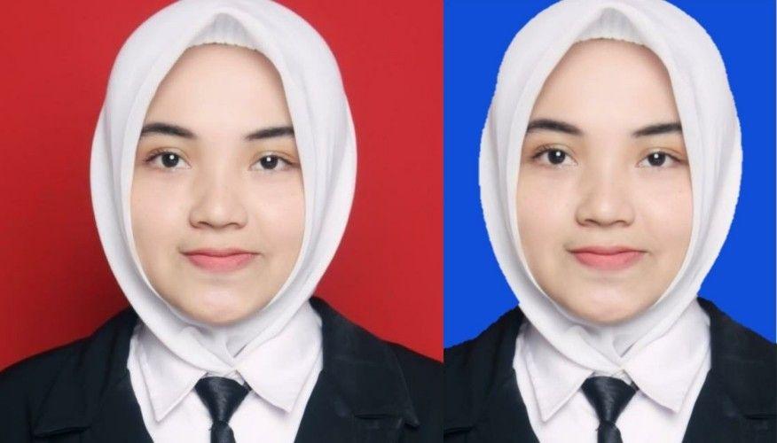 Cara merubah warna latar belakang foto dengan smartphone