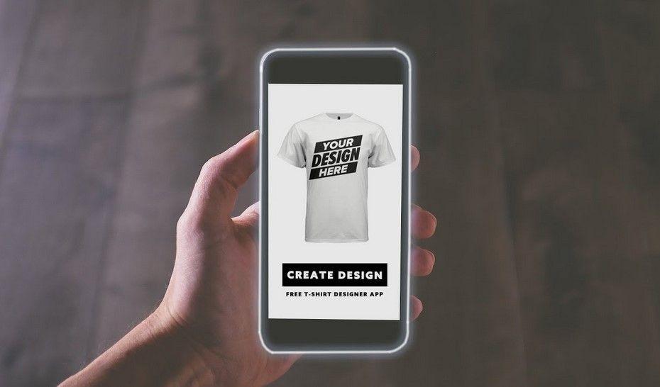 Aplikasi Desain Baju Terbaik untuk Android atau iOS: Bikin Desain Kaos, Jersey, Hingga Gamis Lebih Gampang