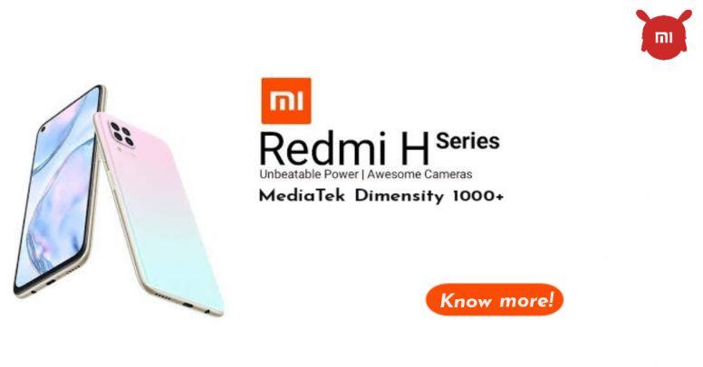 Ponsel Xiaomi atau Redmi dengan DImensity 1000+ sedang dalam tahap pengerjaan