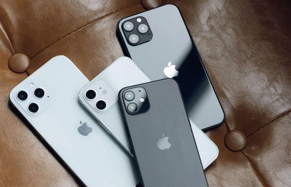 IPhone 12 akan hadir dengan memori 64GB, sedangkan model Pro 128GB