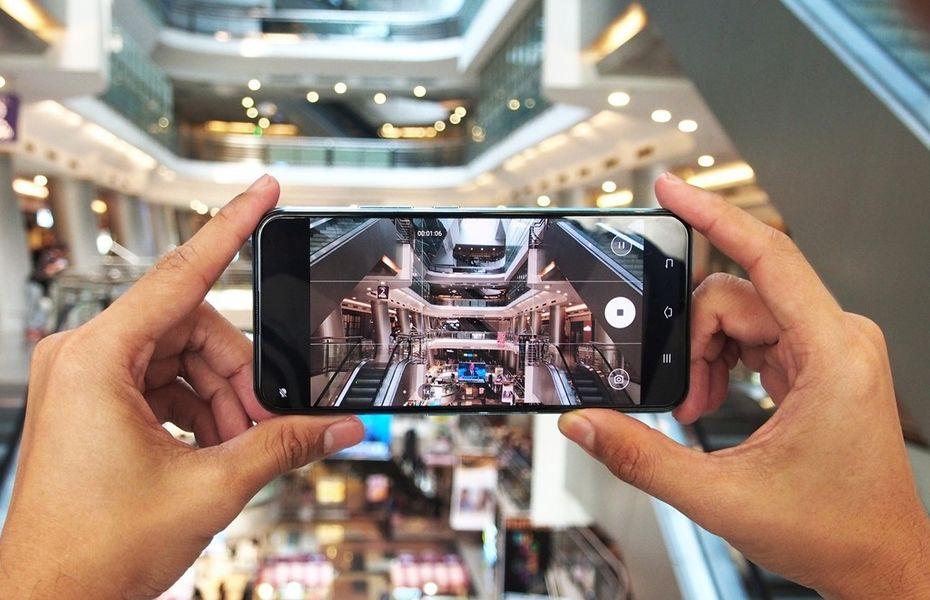 Tips memaksimalkan kamera Vivo V17 pro untuk kebutuhan vlogging