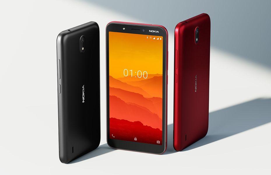 Nokia C1 (2020) sudah bisa dipesan melalui pre-order di Erafone