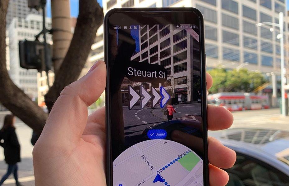 Google Maps Hadirkan Fitur Baru, Driver Bisa Melihat Keadaan Jalan Dengan Nyata Lewat Google Maps