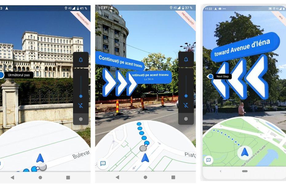 Fitur Live View AR untuk Maps resmi mendarat di Android dan iOS
