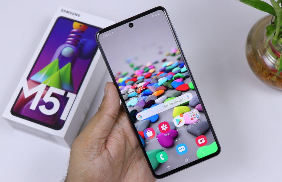 HP Samsung Galaxy M51 Yang Dibekali Baterai Monster Udah Bisa Dipesan Pada Sesi Kedua Oktober Ini