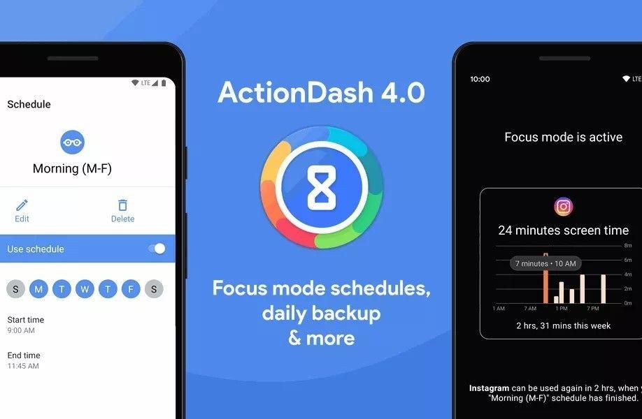 Tips Meningkatkan Konsentrasi, Pakai Aplikasi ActionDash Aja