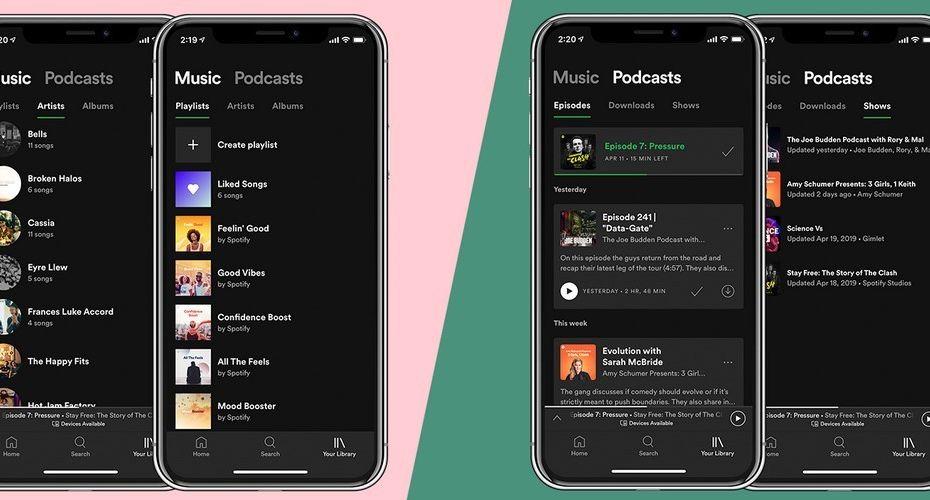Dengerin Musik Offline Pake Spotify? Kini Sudah Bisa!
