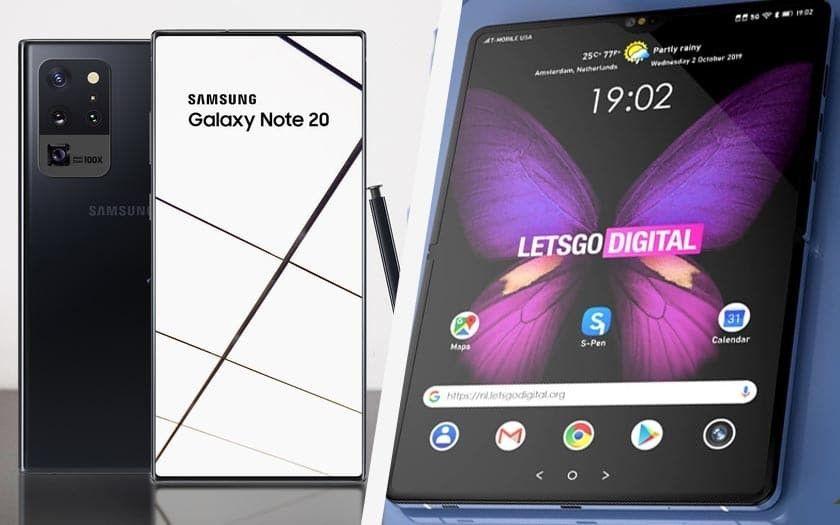 Masih sesuai jadwal, Samsung Galaxy Note 20 dan Fold 2 bakal diumumkan tepat waktu