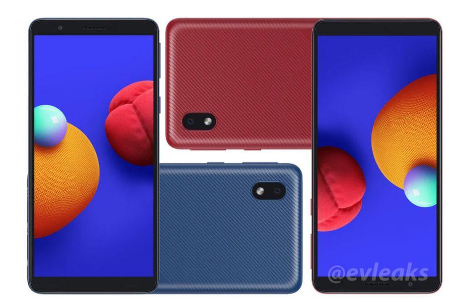 Bocoran Samsung Galaxy A01 Core ungkap spesifikasi utama