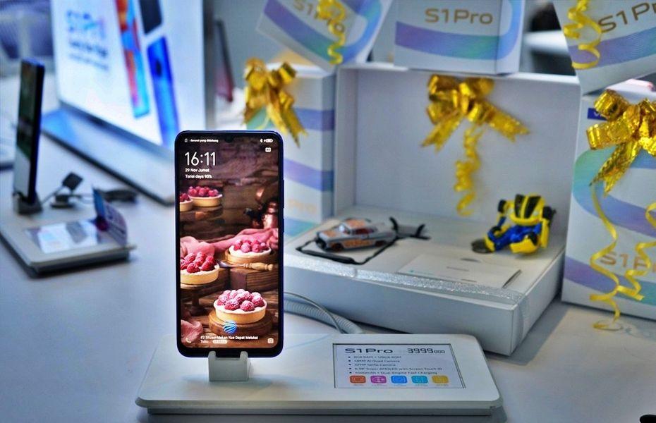 Vivo S1 Pro sudah resmi dijual di Indonesia