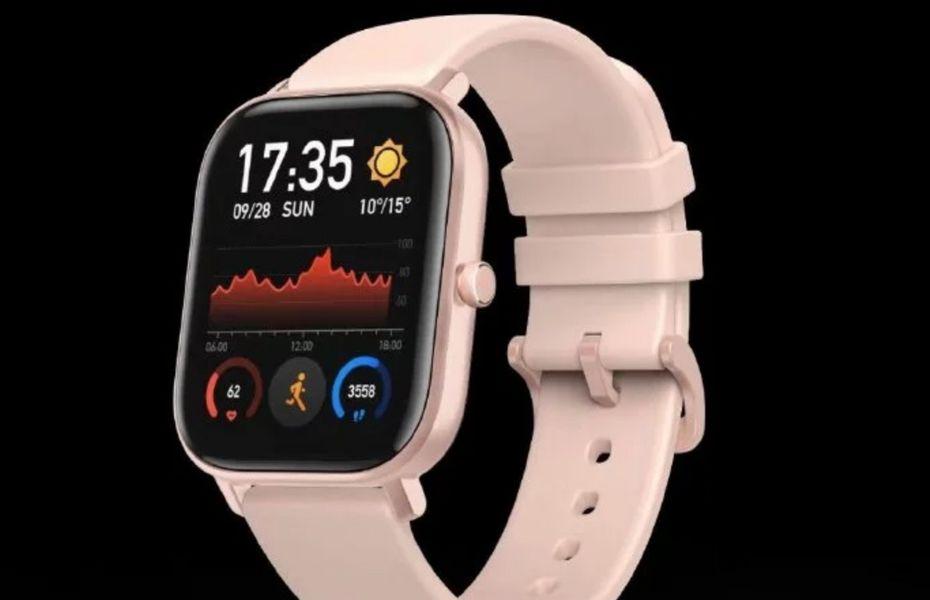 Meluncur 27 Agustus, Huami hadirkan pesaing Apple Watch series 4