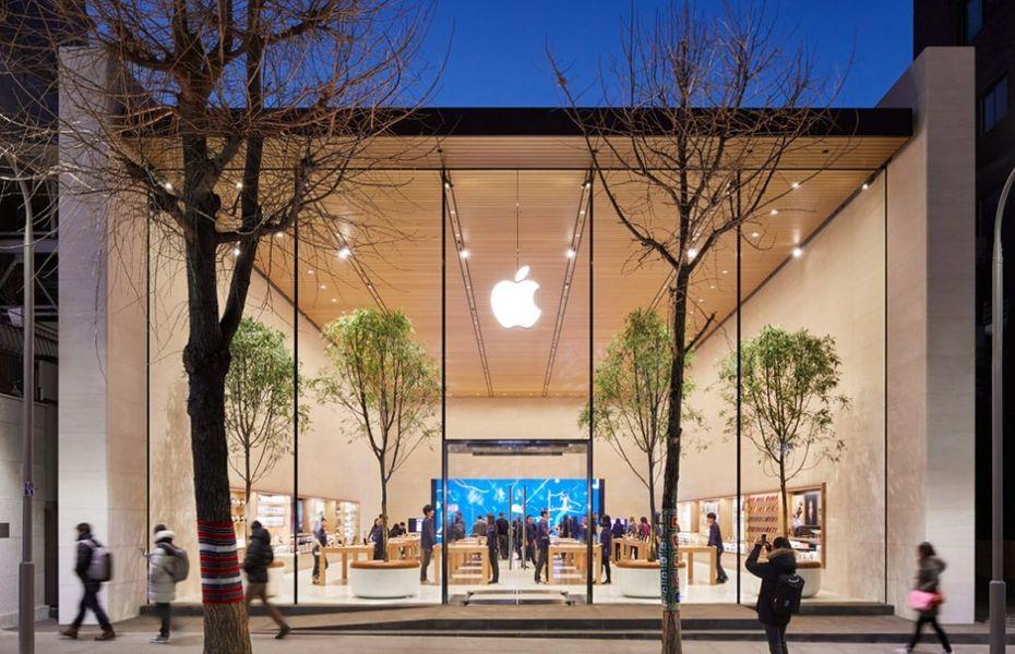 Apple Tutup Seratus Apple Store di Seluruh Dunia, Akibat Pandemi?