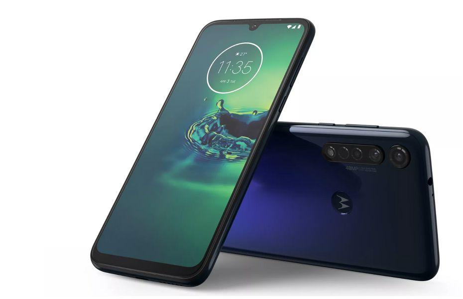 Motorola G8 Plus diluncurkan usung tiga kamera dan baterai besar